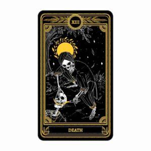 tarot negro, lecturas del tarot negro, interpretación del tarot negro, cartas del tarot negro, significado de las cartas del tarot negro