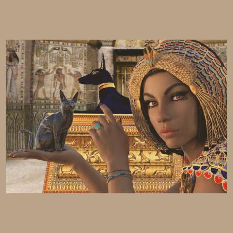 Amuletos de Origen en Egipto