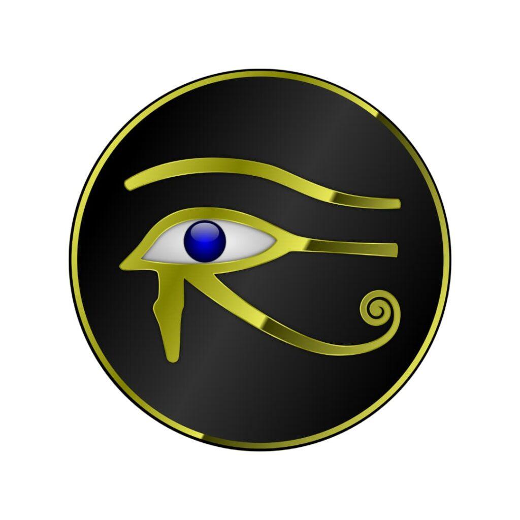 Egipto, amuletos egipcios, ank amuleto, escarabajo egipcio amuleto, ojo de orus